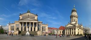Berlin, Germany. Photo courtesy www.wikimediacommons.org