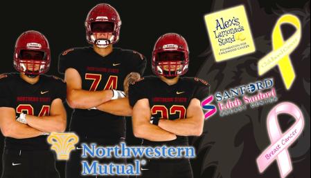 Photo courtesy of NSU Sports Information.