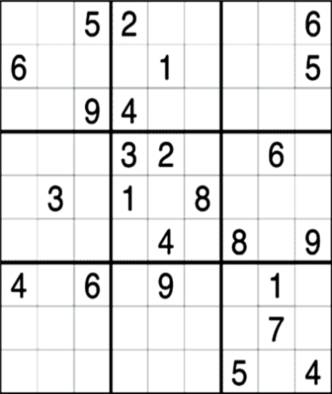 Sudoku (Hard)