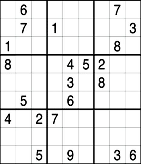 Sudoku (Medium)